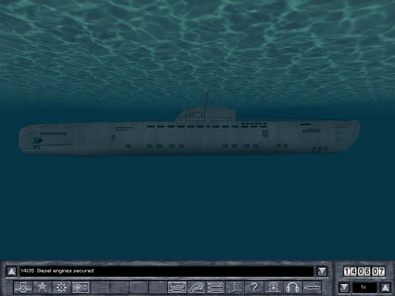 Silent Hunter 2 RePack 2001 / Русский Simulation скачать торрент бесплатно.